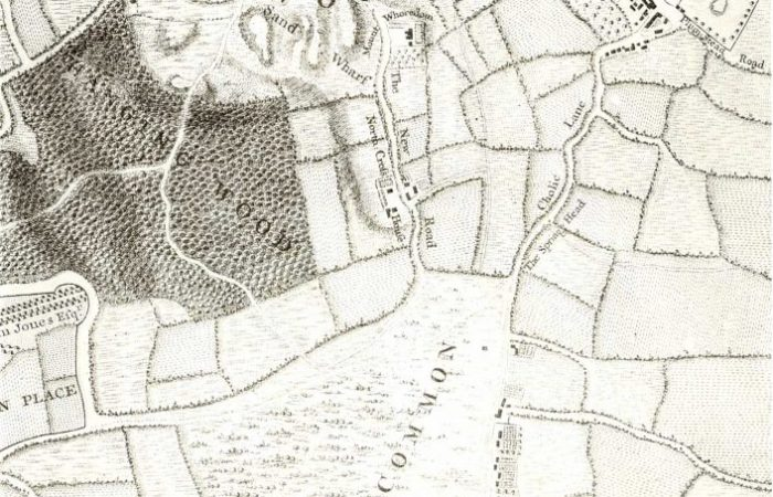 Woolwich Common circa 1746