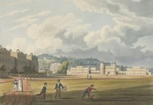 Royal Military Academy, 1803–6 and the Field Officers' Quarters