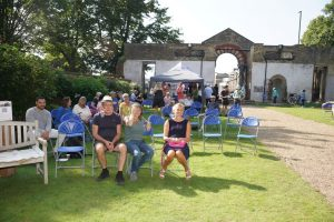Community Picnic with Speak Out Woolwich 2021